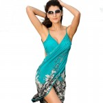 2016 Women Beach Dress Sexy sling beach wear dress sarong bikini cover-ups wrap Pareo skirts towel Open-Back swimwear