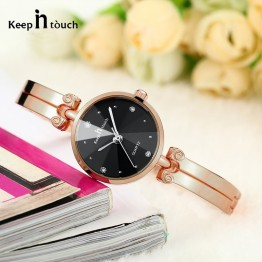 Brand luxury wrist watch for women fashion Stainless Steel High Quality jewellery  fashion ladies analog quartz-watch